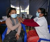 District Lamjung Hospital (DHL) – A Center for COVID-19 Vaccination
