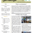 Gantabya (Newsletter) Volume 1, Issue 1